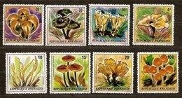 Rwanda Ruanda 1980 OCBn° 986-93 *** MNH Cote 30 Euro Champignons Paddestoelen Mushrooms - Pilze