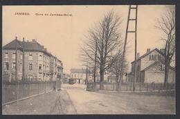 CPA -  Belgique, JAMBES, Gare De Jambes-Nord - Namur