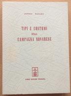 TIPO E COSTUMI DELLA CAMPAGNA NOVARESE (210819) - Historia Biografía, Filosofía