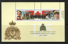 CANADA 1998 POLICE MONTEE  YVERT  N°B26  NEUF MNH** - Polizia – Gendarmeria