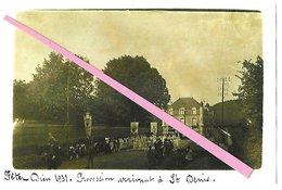 BLANGY Sur BRESLE  Procession  Fête-Dieu  1931     Reproduction - Blangy-sur-Bresle
