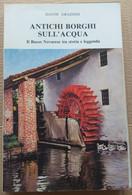 ANTICHI BORGHI SULL'ACQUA -BASSO NOVARESE TRA STORIA E LEGGENDA (210819) - Historia Biografía, Filosofía