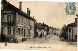 CPA THAON-les-VOSGES-Rue D'Alsace (184775) - Thaon Les Vosges
