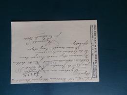 10/202B     BRIEFKAART NAAR BELG. 1941  CENSUUR - Lettres & Documents