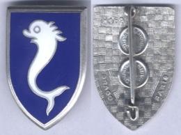 Insigne Du 12e Régiment De Cuirassiers - Army