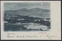 CPA - Espana / Spain -   Islas Canarias, GRAN CANARIA, Port De La Luz, 1902 - Gran Canaria