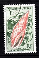 Wallis En Futuna 1962 Mi Nr  194   Shell - Used Stamps
