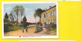 MORTEROLLES La Poste (Lézeau) Haute Vienne (87) - Autres Communes