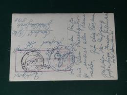 10/207B   CP ALLEMAGNE CENSURE   1941 - Postwaardestukken