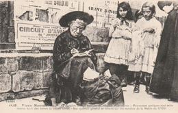 Paris - Vieux Montmartre : La Dernière Femme écrivain De L'ancien Montmartre ............... - Artisanry In Paris