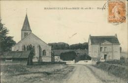 77 MAISONCELLES EN BRIE / Mairie / - Autres Communes