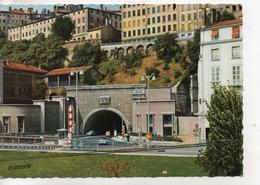 Cpa.69.Lyon.1968.Entrée Tunnel De La Croix Rousse Côté Rhône - Lyon 4