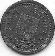 *notgeld Kissingen  5 Pfennig  1917 Zn  7147.1/  F246.1 - [ 2] 1871-1918 : Empire Allemand