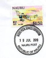 NAURU  Used - Nauru