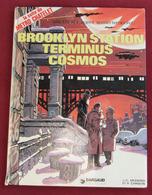 """VALERIAN """" Brooklyn Station Métro Cosmos """" EO 1981 - Valérian"""