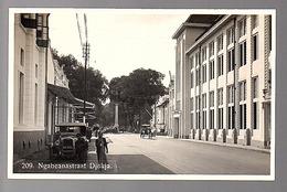 PHOTO Netherlands Indies ± 1925 Ngabeanastraat Djokjakarta (19-29) - Indonesia
