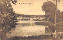 Boitsfort - L'Etang - Ed. Gaston Fassotte - Watermael-Boitsfort - Watermaal-Bosvoorde