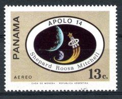 Panama, 1972, Space, Apollo, MNH, Michel 1215 - Panama