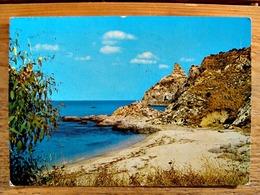 (FG.Y31) RICADI - CAPO VATICANO, SCOGLIERA (VIBO VALENTIA) Viaggiata 1974 - Vibo Valentia