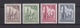 Berlin - 1953 - Michel Nr. 106/109 - Postfrisch - 25 Euro - Neufs