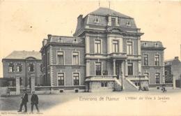 Environs De Namur - L'Hôtel De Ville De Jambes - Ed. W.Hoffmann N° 3475 - Namur