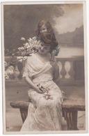 Femme Et Fille / Frau Und Mädchen  / Vrouw En Meisje / Woman And Girl - 1907 -  Paimpol - Plouha, Cotes D'Amor - Vrouwen