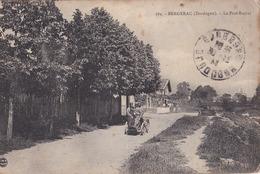 CPA 24 Bergerac Le Prat Barrat - Bergerac