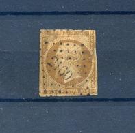 France N°9 - Oblitéré - Défectueux - Cote 700€ - (F082C) - 1852 Louis-Napoléon