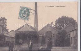 CPA SUIPPES 51 USINE LEGUEUX - France