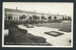 CPA 92 Parc De SCEAUX Les Jardins De L'Aurore Et Le Lycée Lakanal    Obe3185 - Sceaux
