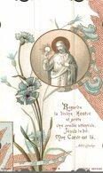 CHROMO IMAGE RELIGIEUSE PREMIERE COMMUNION - Devotion Images
