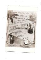 11222 - Carte Photo : Oeuvres Des Dames De ST MAUR En MALAISIE Avril 1937 - Malaysia