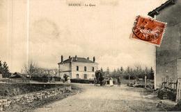 BRIOUX LA GARE - Brioux Sur Boutonne