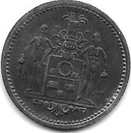 *notgeld  Kronach 10 Pf 1917 Zn 7551.2/F 260.2 - [ 2] 1871-1918 : Empire Allemand