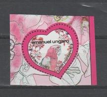 FRANCE / 2009 / Y&T N° 4327 ** : Coeur Ungaro Du Bloc (TVP LP) X 1 BdF D - Unused Stamps