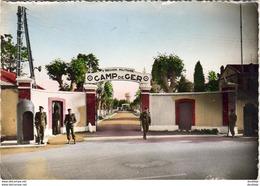 D64  CAMP DE GER   ..... - Francia