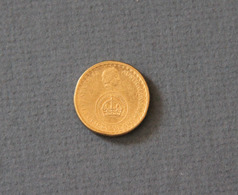 2016 $2 Australia 50th Anniversary Of Decimal Currency 2 Dollar Coin - Dezimale Münzen (1966-...)