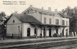 Faulquemont , La Gare - Faulquemont