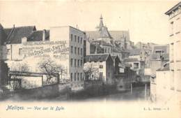 Malines - Vue Sur La Dyle - LL N° 3 - Mechelen