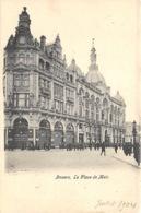 Anvers - La Place De Meir - 1904 - Antwerpen