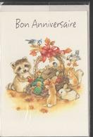 CARTES    BON ANNIVERSAIRE__sous Blister - Cumpleaños