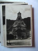 Duitsland Deutschland Bayern Füssen Spitalkirche - Fuessen