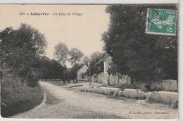 60 - LOISY VER - Un Coin Du Village Animé - Autres Communes