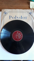 Polydor  Inc. Francese   -  Nr. 560.485   -  Ray Ventura - 78 Rpm - Gramophone Records