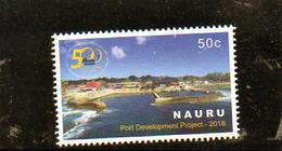 2018 NAURU Port - Nauru