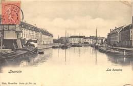 Louvain - Les Bassins - Nels Série 36 N° 59 - Leuven