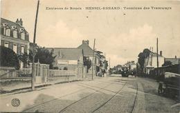 MESNIL ESNARD - Terminus Des Tramways. - France