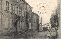 FRONTENAY ROHAN ROHAN  Mairie Et Poste - Frontenay-Rohan-Rohan
