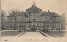 93 DRANCY  Le Château (très Animée) - Drancy