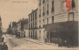 93 SAINT-OUEN  La Rue Pasteur - Saint Ouen